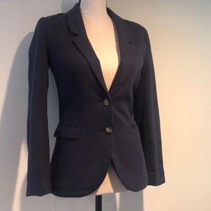 H&M blue blazer  size 4